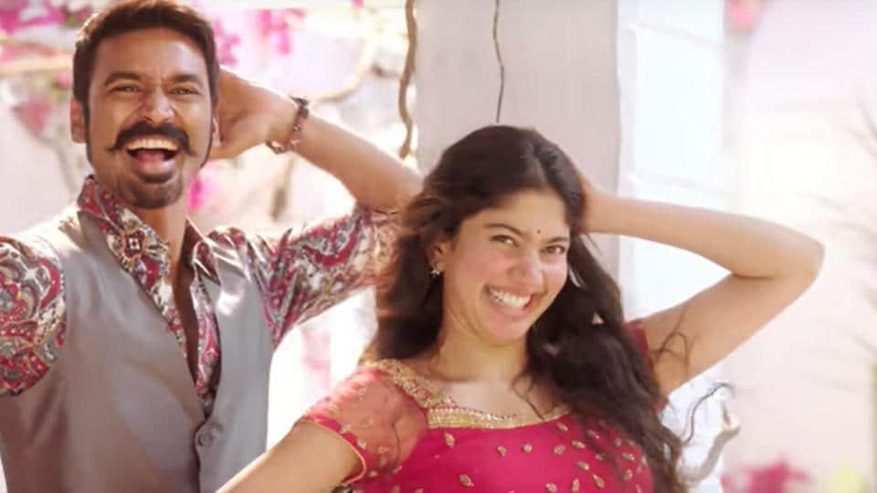 RowdyBaby, starring Dhanush and SaiPallavi, is from the film Maari 2.