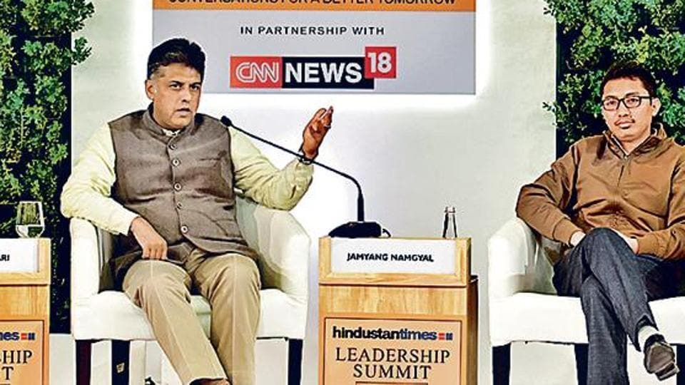"""enior Congress leader Manish Tewari said people support such extra-judicial killings as they """"are getting impatient with legal delays""""."""