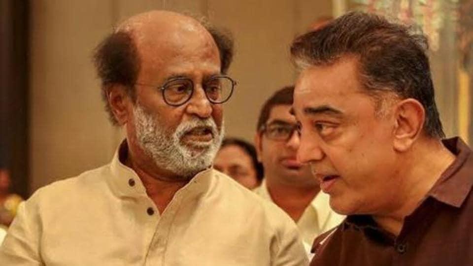 Rajinikanth and Kamal Haasan last worked together in Geraftaar, nearly 35 years ago.