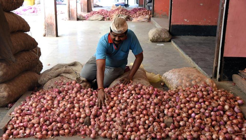 The prices of onions have seen a rise crossing the century-mark in various cities including Pune.
