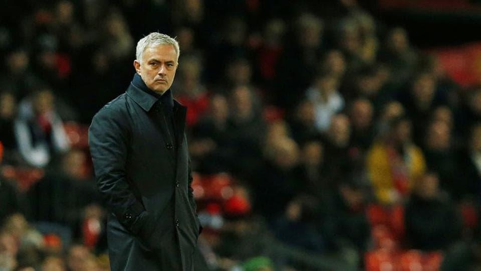 Tottenham Hotspur manager Jose Mourinho.