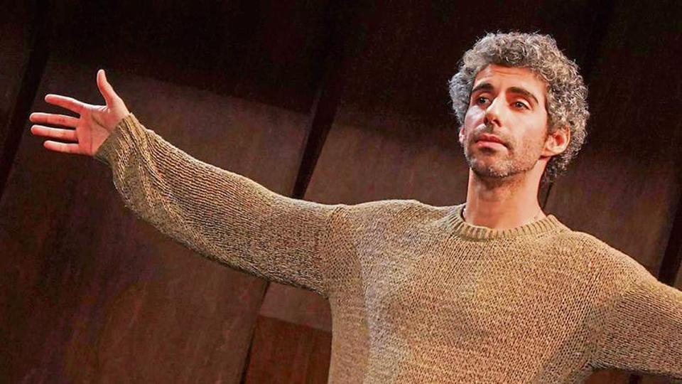 The live feedback loop is the best part about being on stage, says Jim Sarbh