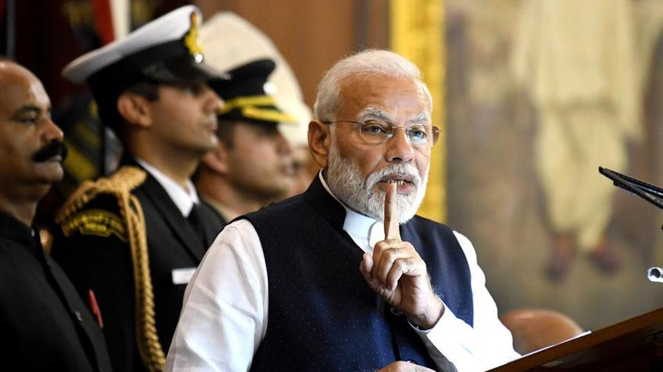File photo of PM Narendra Modi. (ANI)