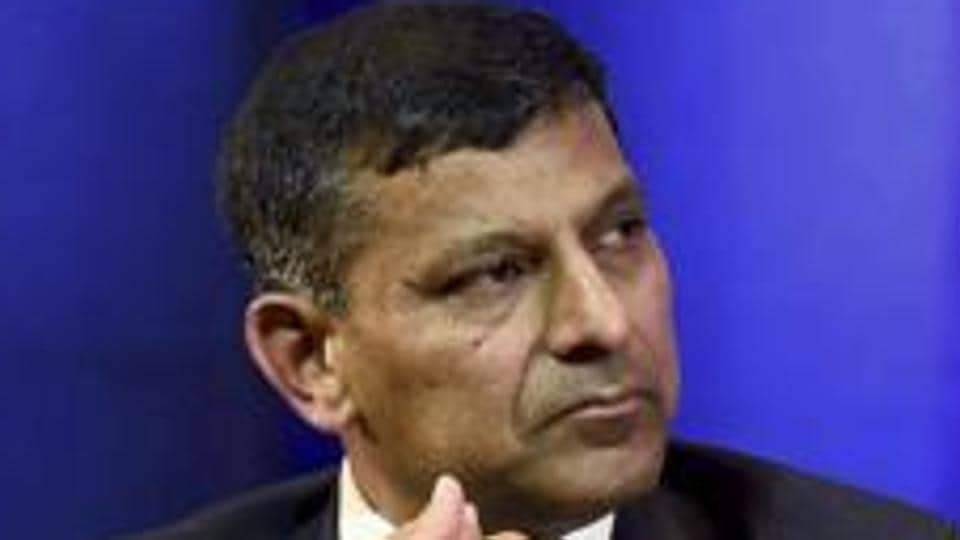 File photo of former RBI Governor Raghuram  Rajan.