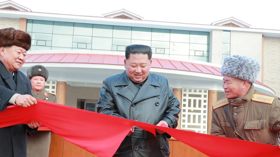 """North Korea has carried out a """"very significant"""" test at its Sohae satellite launch site"""