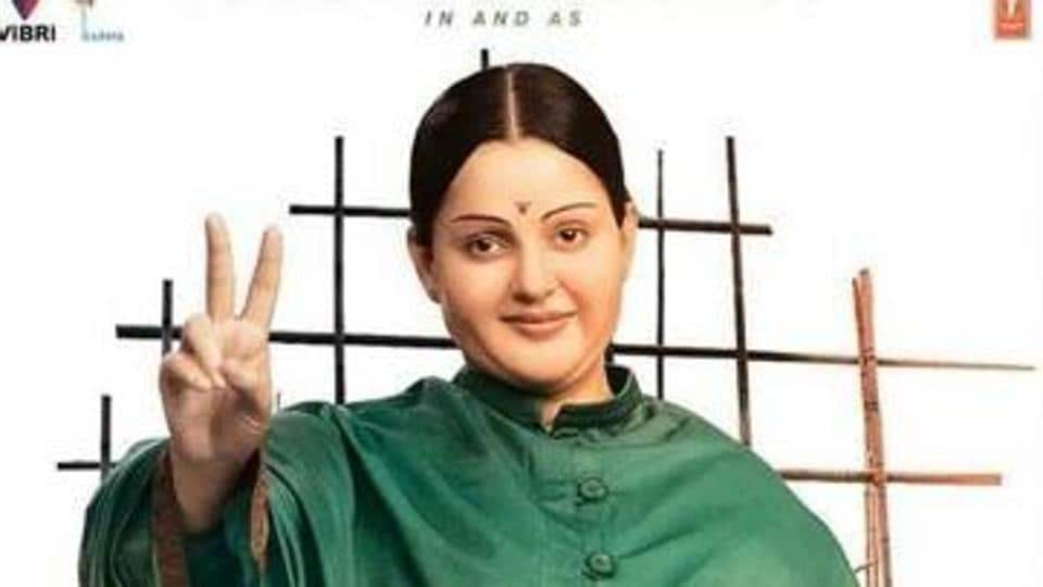 Thalaivi: Fresh character posters to be launched every 15-20 days over next 6 months,...