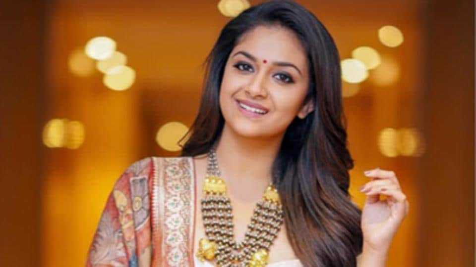 Keerthy Suresh has multiple projects in her kitty.