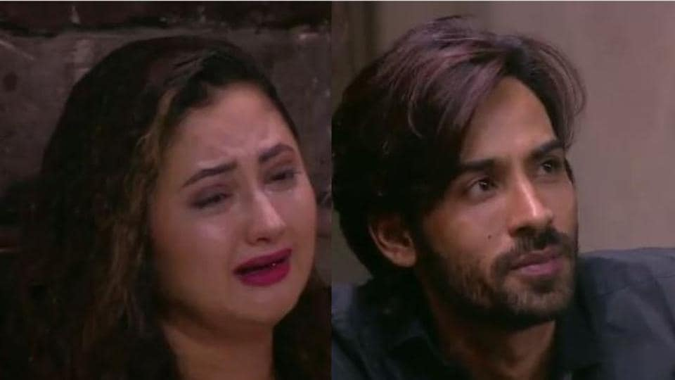 Bigg Boss 13: Rashami Desai has been feeling low after learning about Arhaan Khan's child.