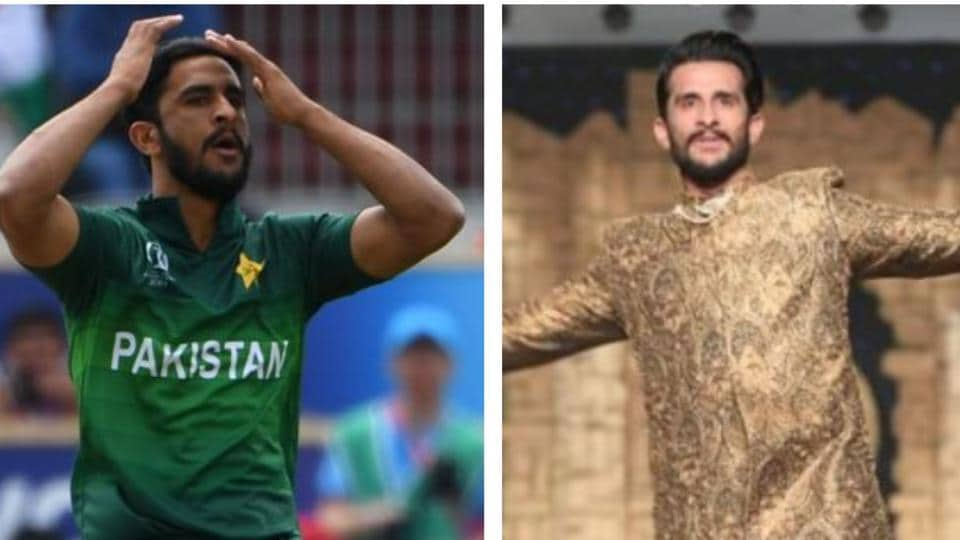Pakistan Hasan Ali was ruled out due to an injury.
