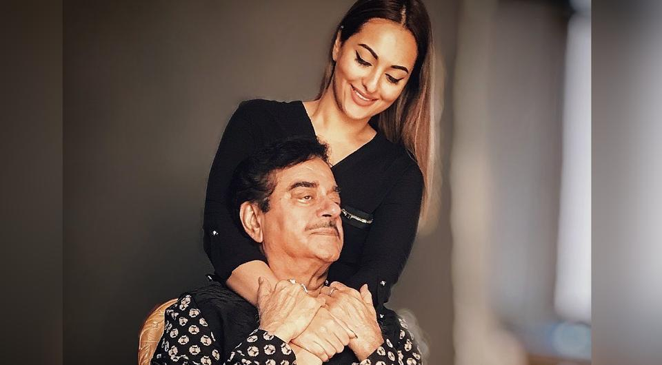 Sonakshi Sinha wishes dad Shatrughan Sinha on his birthday with adorable Instagram...