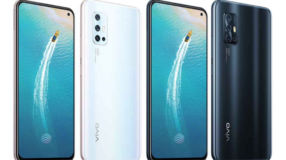 Vivo launched the Vivo V17 for Rs 22,990 today