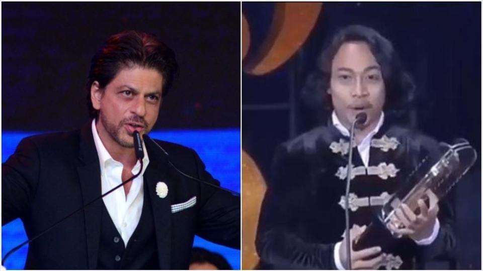 Shah Rukh Khan is glad about Muhammad Khan's success.