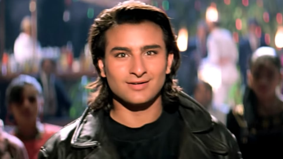 Saif Ali Khan said that he was criticised for his looks in the early days of his career.