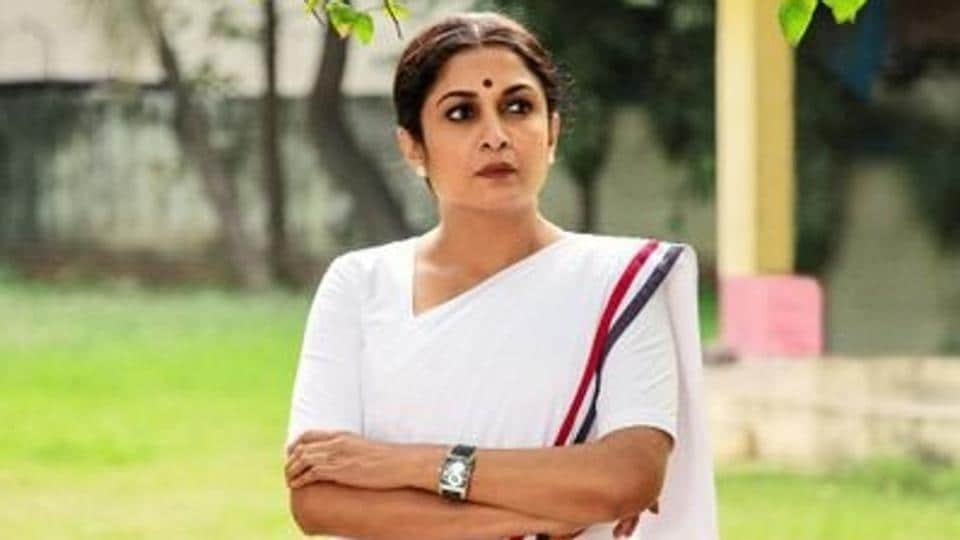 Ramya as the lead character in Queen.