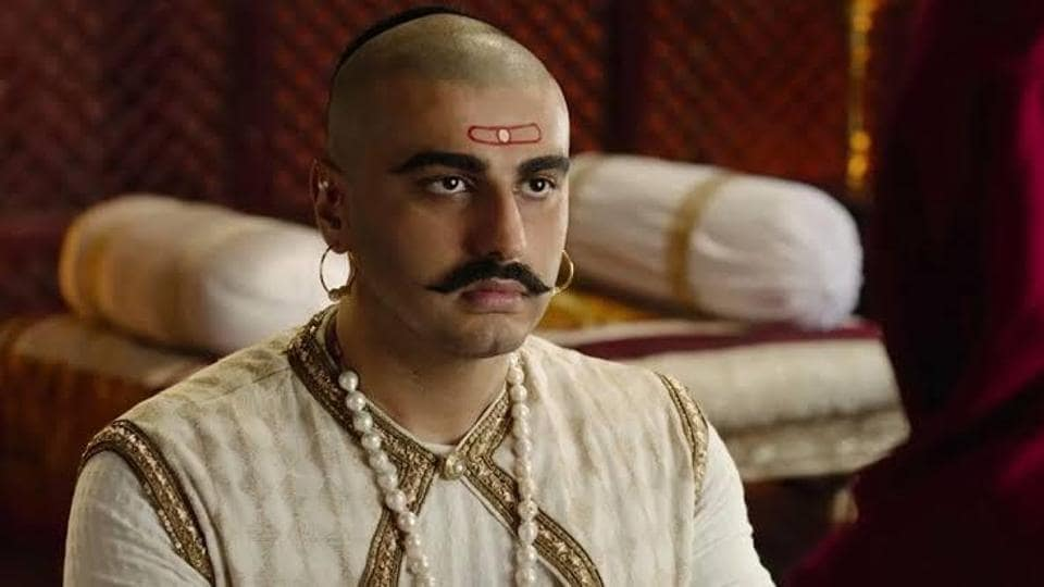 Arjun Kapoor plays the lead role in Ashutosh Gowariker's Panipat which is receiving a lot of backlash for its portrayal of Maharaja Surajmal.