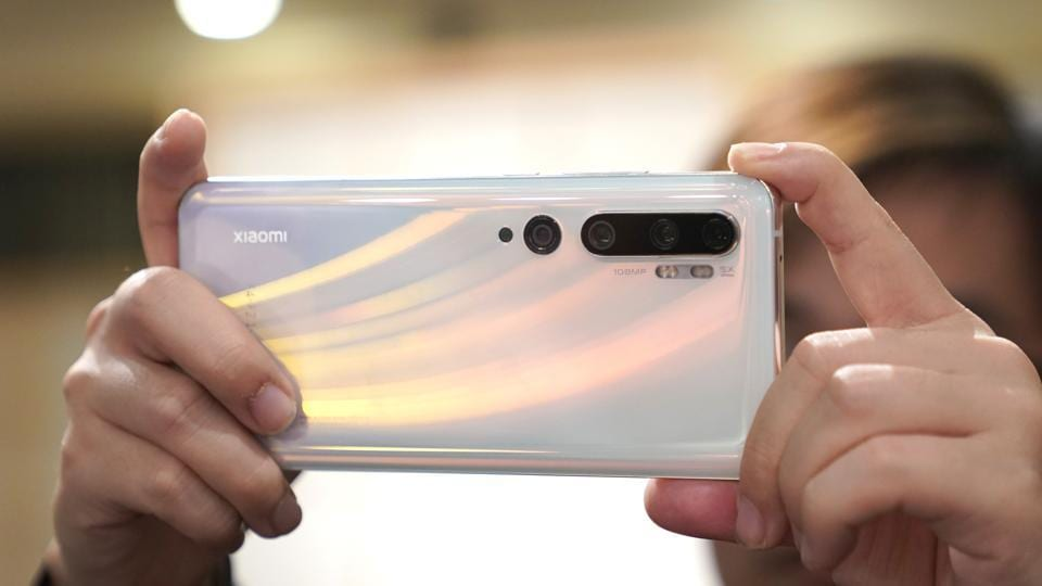 Xiaomi Mi Note 10 coming to India soon