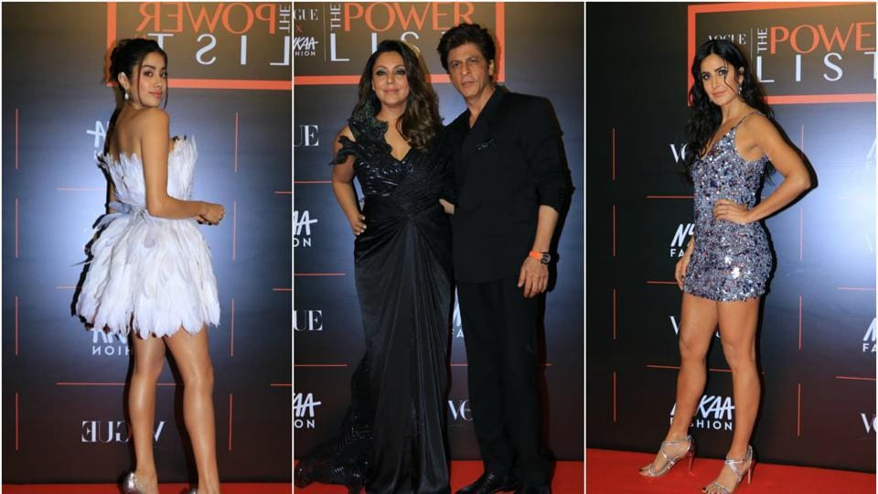 The first edition of the Vogue xNykaa Fashion:The Power List was a glitzy affair.
