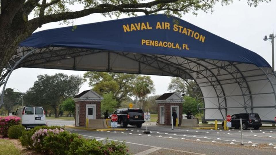 Federal authorities are investigating a cyberattack on the city of Pensacola, Florida, home to the naval air station where a Saudi flight student killed three sailors and wounded eight others on Friday.