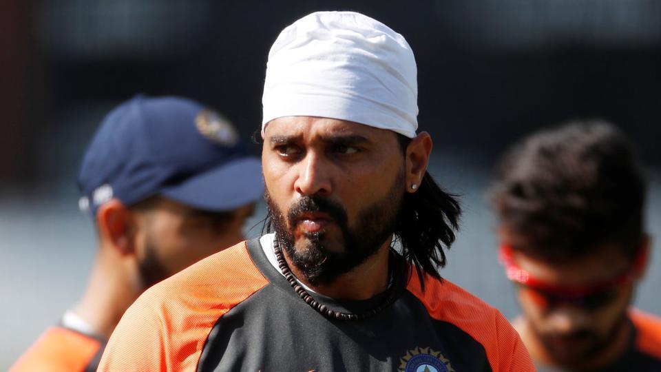 File image of India cricketer Murali Vijay.