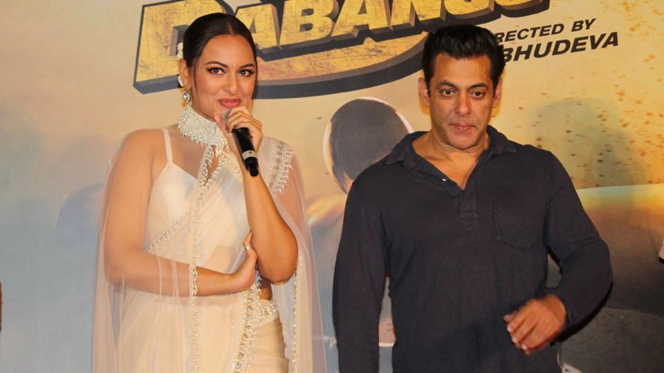 Sonakshi Sinha says her bond with Salman Khan goes beyond a professional relati...
