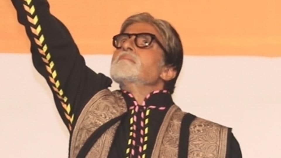 Amitabh Bachchan and Sonakshi Sinha are Twitter's most tweeted about handles of...