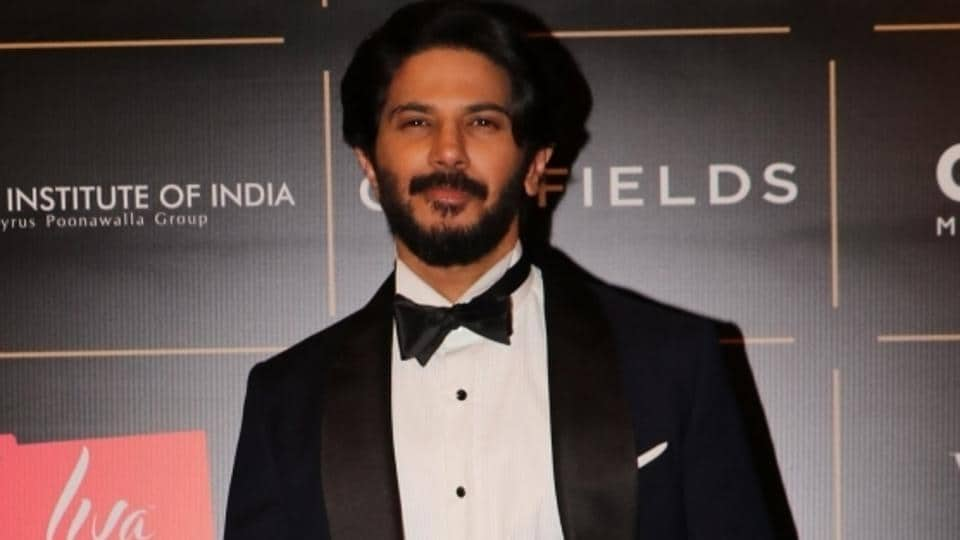 My hands shake while doing intimate scenes: Dulquer Salmaan