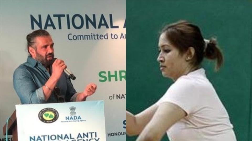 Jwala Gutta says a sportsperson would have been a better choice for NADA brand ambassador than Suniel Shetty.