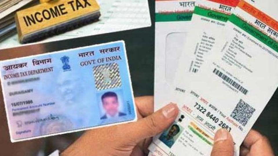"""The Finance Bill says that all PAN cards that will not be linked with Aadhaar by December 31, 2019, will become """"inoperative""""."""