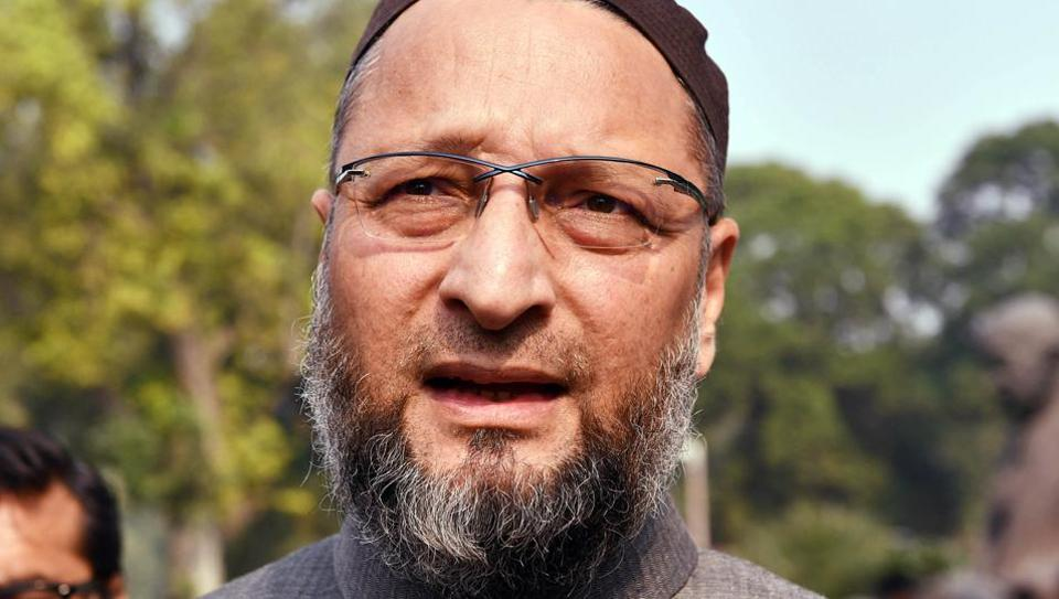 The 50-year-old Owaisi is a four-time MP and was first elected to the House in 2004 from the Owaisi family's pocket borough, Hyderabad.
