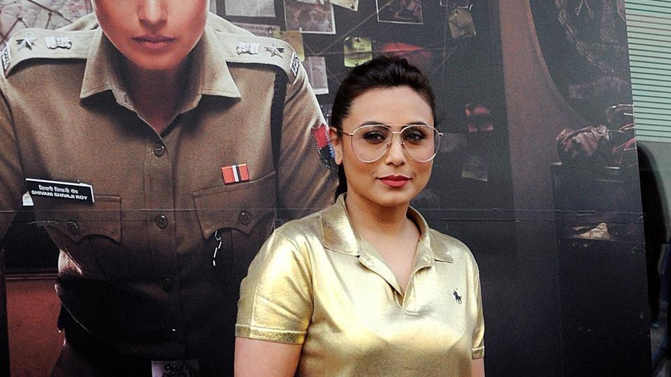 Rani Mukerji on Mardaani: 'Rohit Shetty's cop universe is larger than life, my character...