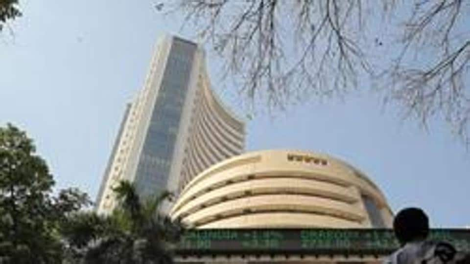Market benchmark BSE Sensex on Wednesday climbed 74 points backed by gains in select private bank, financial and metal stocks amid easing global crude prices.