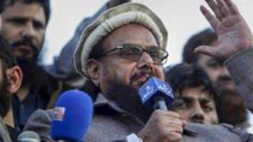 A Pakistani court on Wednesday indicted Islamist militant Hafiz Saeed on terror financing charges.