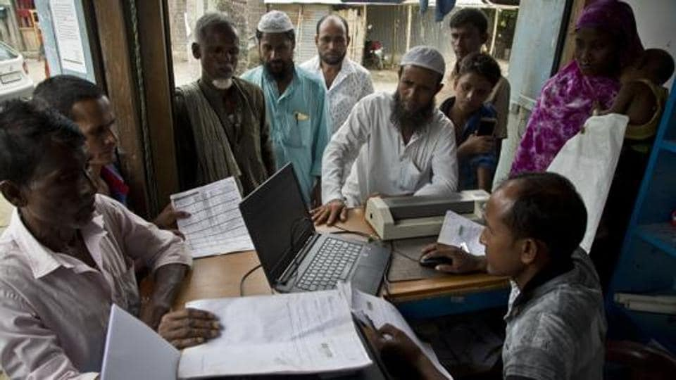 The NRC in Assam was mandated and monitored by the Supreme Court in 2014 and was based on the 1951 NRC done in Assam and voters' lists of 1961, 1966 and 1971 — together bunched as legacy documents.