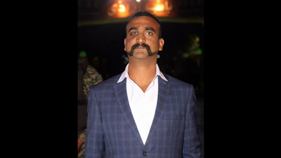 Abhinandan Varthaman's name topped the search list between February 24 and March 2 on Google.