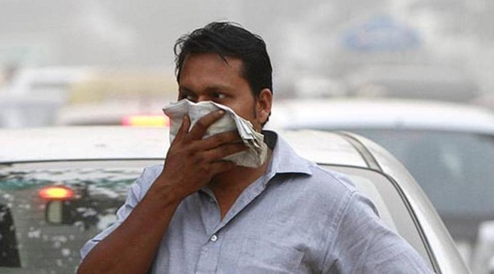 SAFAR predicted that air quality was likely to bounce back into the 'moderate' category on Friday with a predicted AQI of 192.