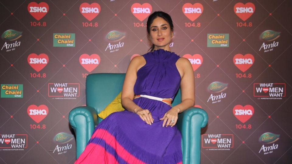Kareena Kapoor says convincing Saif Ali Khan to come on her radio show was the hardest....