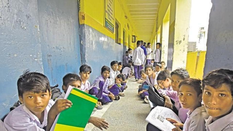 The school, which does not have a compound wall, runs from 10 am to 4 pm and during that time the teachers do not allow any outsider to enter the premises. (Representational image)