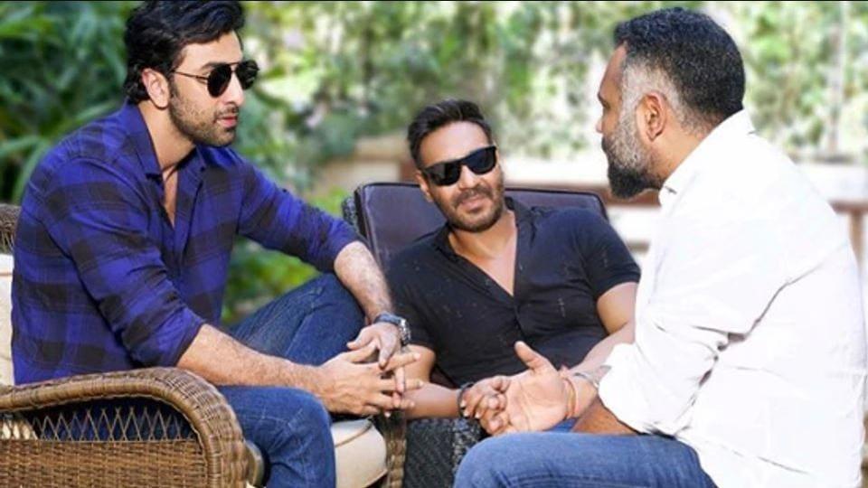Ranbir Kapoor and Ajay Devgn's film has not been shelved, says director Luv Ran...