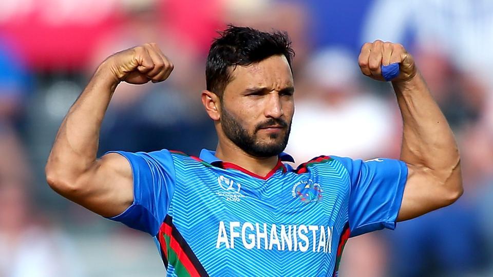 File image of Afghanistan cricketer Gulbadin Naib