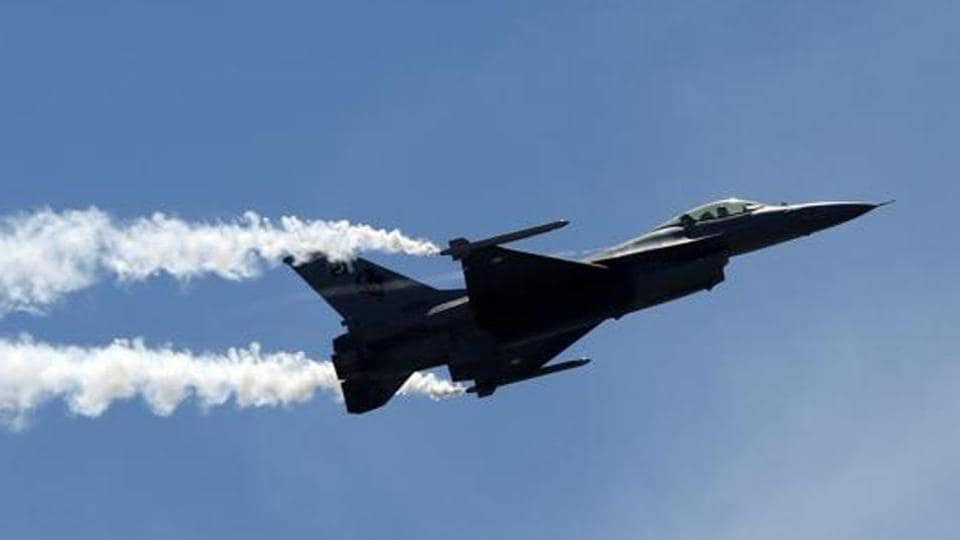 The IAF had said that during the aerial engagement on February 27, one of its MiG-21 Bison shot down a F-16.     The Indian Air Force on February 28 displayed pieces of the AMRAAM missile, fired by a Pakistani F-16