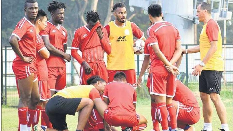 Heavyweights East Bengal will miss their star midfielder Jaime Santos Colado when they host debutantes TRAU FC in an I-League fixture here on Saturday.