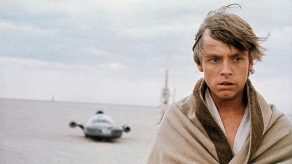 Mark Hamill has played Luke Skywalker for over 40 years, since he was 25 years old.