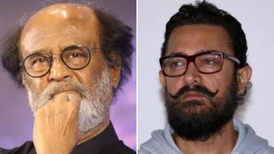 Aamir Khan wishes Rajinikanth on birthday, signs off as 'your loving fan'