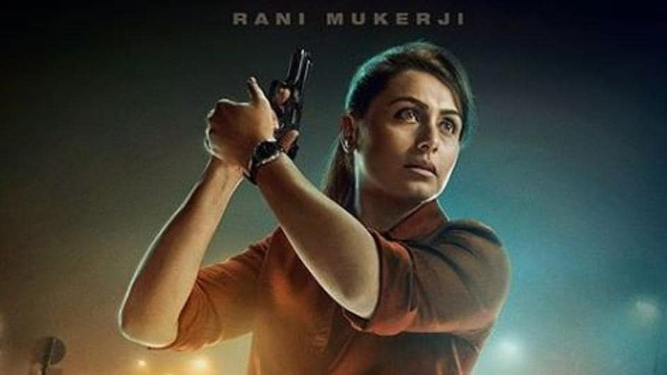 RaniMukerji plays a top cop out to catch a serial rapist in Mardaani 2.