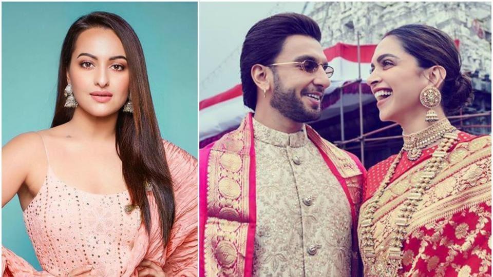 Sonakshi Sinha loves Ranveer Singh and Deepika Padukone's social media PDA, calls...