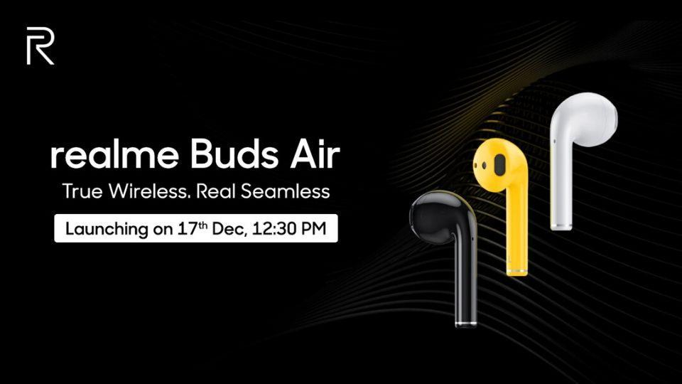 Realme Buds Air price and specs leak before December 17 launch: Here's what you can look forward to - tech - Hindustan Times