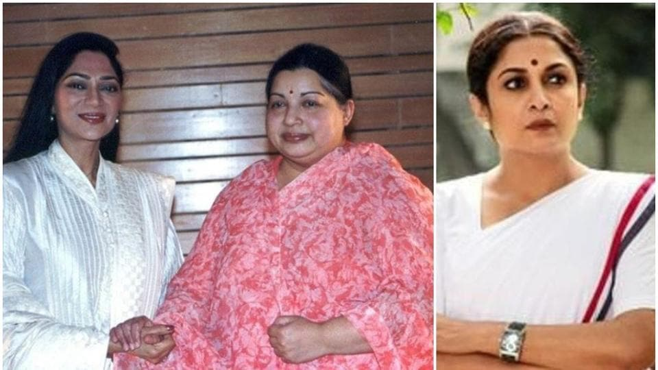 SimiGarewal said she turned down an offer to recreate one of her most iconic interviews with late J Jayalalithaa for Ramya Krishnan starrer Queen.