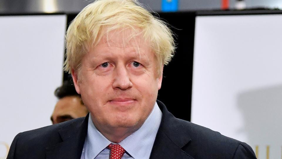 British Prime Minister Boris Johnson said on Friday that his government appeared to have won a powerful new mandate to get Brexit done.