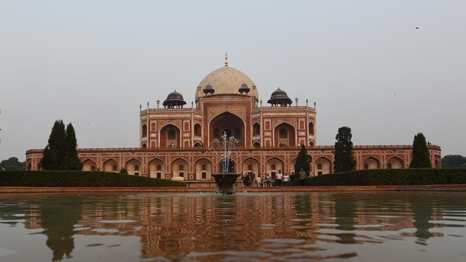 Aga Khan Foundation in partnership with the Archaeological Survey of In India (ASI), has done remarkable work in conserving Humayun's Tomb