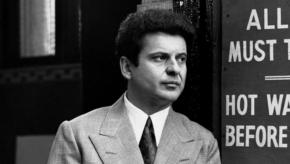 Joe Pesci in one of his memorable roles, as Joey LaMotta in Raging Bull